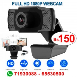 Webcam Full HD 1080P cámara...