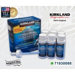 1 Minoxidil Kirkland Loción...